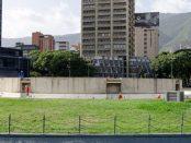 Plaza Venezuela. Caracas, Venezuela.