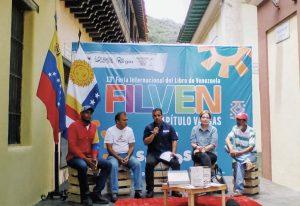 Filven - Vargas. La 13° edición de la Feria Internacional del Libro se hará en el casco histórico de La Guaira, Vargas.