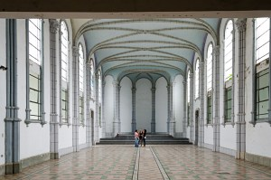 Escuela de Enfermería de la UCV. Antiguo Noviciado Corazón de Jesús, de los Hermanos La Salle. Patrimonio arquitectónico de Venezuela.