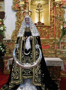 Nuestra Señora del Socorro, patrona de Valencia. Foto Jesus sifontes2_Wikipedia