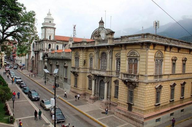 460 años de Mérida, Venezuela.