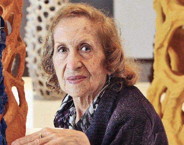 Colette Delozanne. Foto Manuel Sardá.