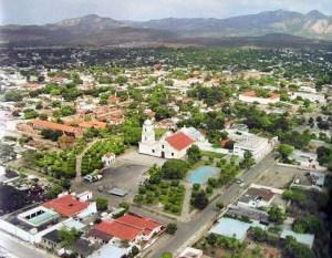 El Tocuyo, Lara. Foto en el blog El Tocuyo Historia Colonial