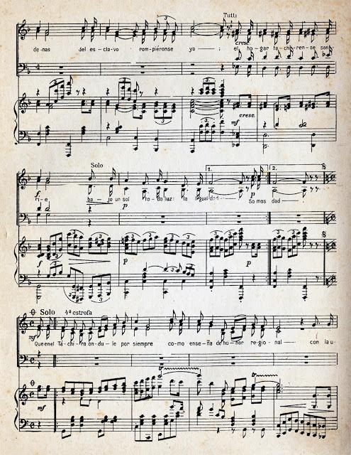 Himno del estado Táchira