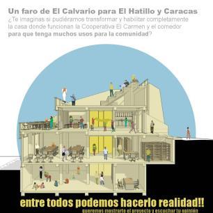 Proyecto para la transformación de la Cooperativa El Carmen, de El Calvario.