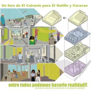 Proyecto para la transformación de la Cooperativa El Carmen, de El Calvario. El Hatillo, Miranda