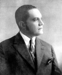 Vincencio Antonio Pérez Soto. Foto en el blog El Libro de Apuntes, de José Luis Reyes Montiel.