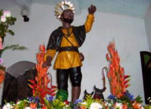 Fiesta de San Isidro Labrador en El Hatillo, Miranda. Foto IPC, 2005.