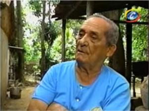 Luis Mariano Rivera. Fotograma del videl Voces de Venezuela_Luis Mariano Rivera.