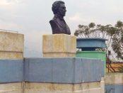 Monumento a Gabriel Picón González, Mérida - Venezuela. Foto Samuel Hurtado Camargo, marzo 30 de 2019.