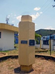 No ha sido aprobada el retiro de las esculturas y arbitariamente la directora de educación desmanteló la de Andres Eloy Blanco. Biblioteca Publica, abril 2019