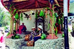 fiesta-en-honor-a-san-isidro en el municipio Rangel, del estado Mérida. Foto IPC, 2008.