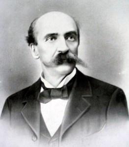 Juan Hurtado Manrique (1837-1896). Fuente Eduardo Arcila Farías, Historia de la Ingeniería en Venezuela, Tomo I, Colegio de Ingenieros de Venezuela, Caracas, 19