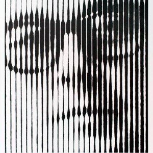 Víctor Vasarely. Foto en historiaarte.om