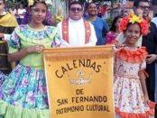 Calendas de San Fernando. Foto Fundacalendas, mayo 2019.
