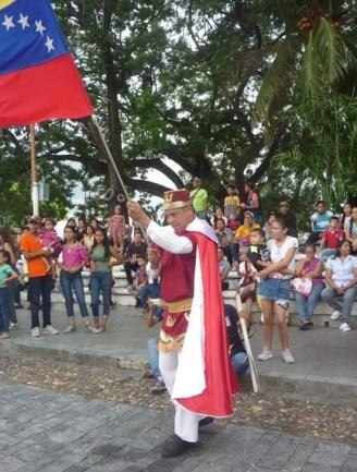 El creador de las Calendas de San Fernando. Foto Fundacalendas.
