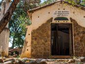 Capilla del Museo Alberto Henríquez. Coro, estado Falcón. Foto Francisco Colina Cedeño, agosto de 2018.
