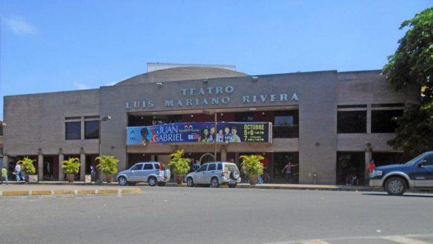 Teatro Luis Mariano Rivera, Cumaná - Sucre