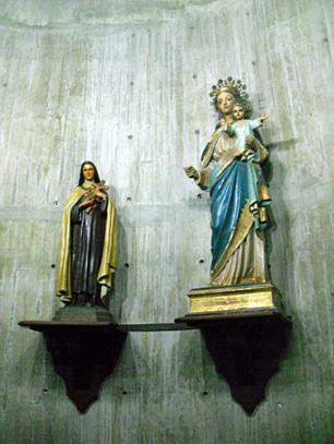 Santa Ana y María Auxiliadora. Foto: Mildred Maury.