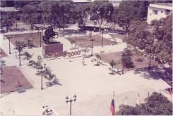 Vista aérea tras la renovación de 1987.
