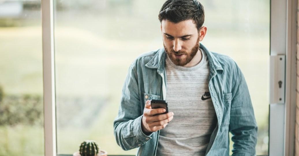 作家H:從使用手機的四種習慣,看出一個男人是否值得交往?