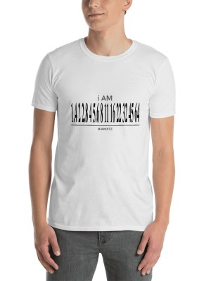 i AM Fstop Short-Sleeve Unisex T-Shirt