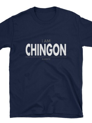 i AM Chingon Short-Sleeve Unisex T-Shirt
