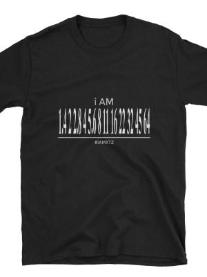 I AM Fstop Short-Sleeve Unisex T-Shirt