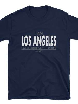 i AM Los Angeles Short-Sleeve Unisex T-Shirt