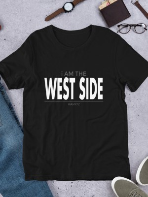 i AM The West Side Short-Sleeve Unisex T-Shirt