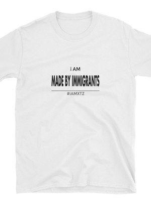 Made by Immigrants Short-Sleeve Unisex T-Shirt