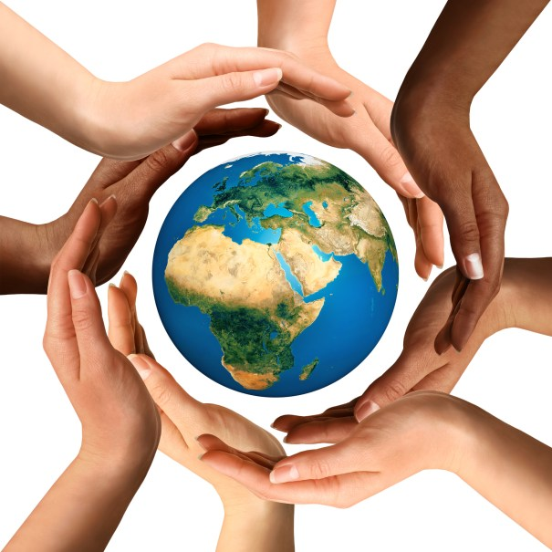 Hands-Around-the-World