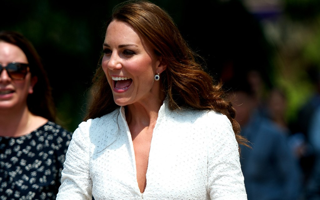 Publishing topless photos of Kate Middleton is assault