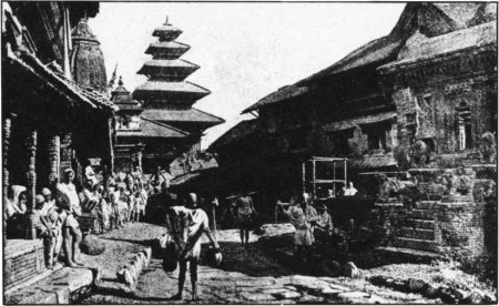 5 roof temple