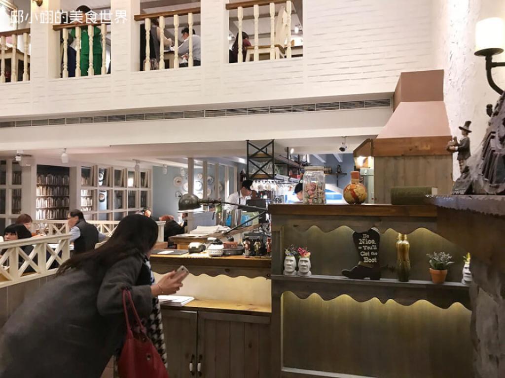 LIRA里拉義大利廚房-8