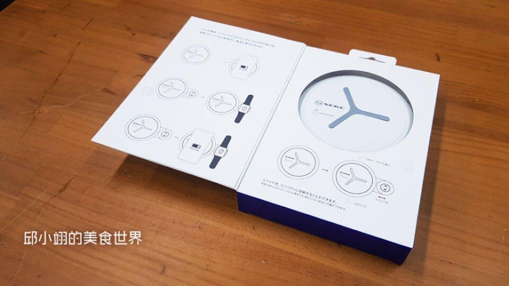 SEKC、小米、三星三款無線充電板開箱-3
