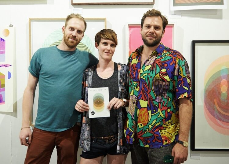 Fair co-founders Sam Bennett and Alastair Eland along with Marketing and Comms manager Holly Simpson.