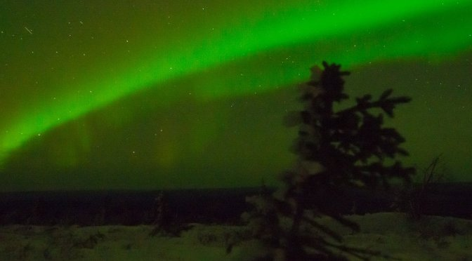 In Pursuit of the Aurora : A Steep Learning Curve