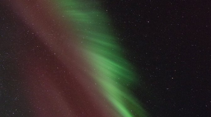 In Pursuit of the Aurora : A Personal Best
