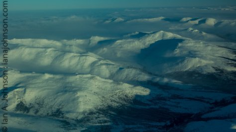 Here's some of the mountain scenery coming from Fort Yukon to Fairbanks.