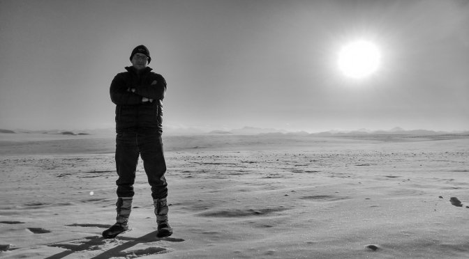 Ice Road Truckin' : Fairbanks to The North Slope of Alaska
