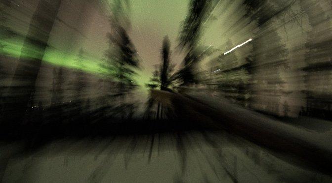 Aurora Photographic Experiment