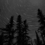 October 8th : Spinning around the North Star