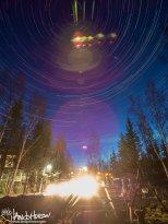 April 23rd : Dark nights and car lights