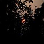 June 23rd : Heavy smoke in Fairbanks