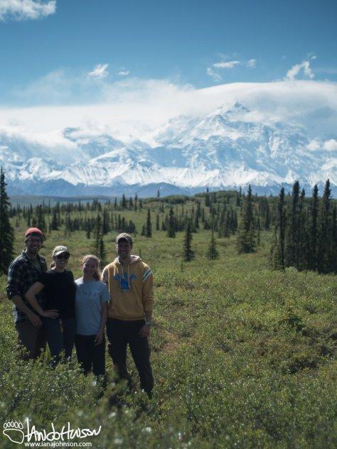 Denali Group, Wonder Lake