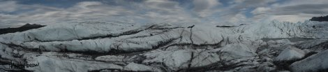 Matanuska Glacier Panorama