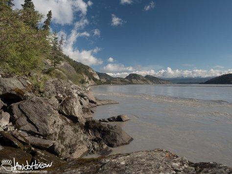 Chitina River Bluffs