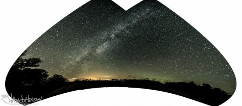 Milky Way Stretch