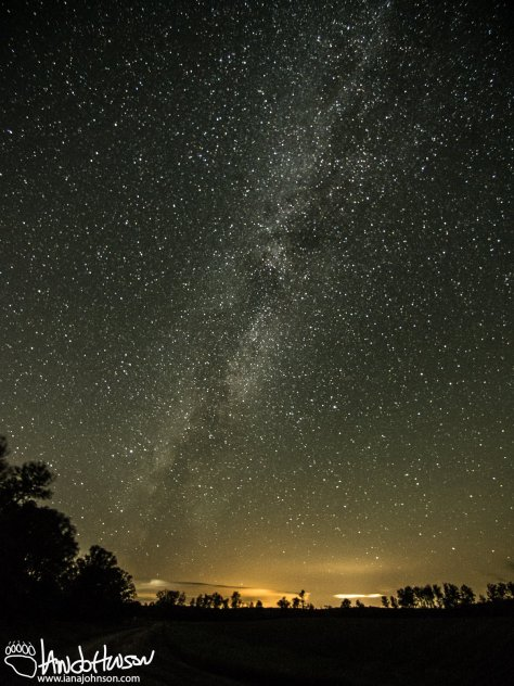 Midwest Milky Way
